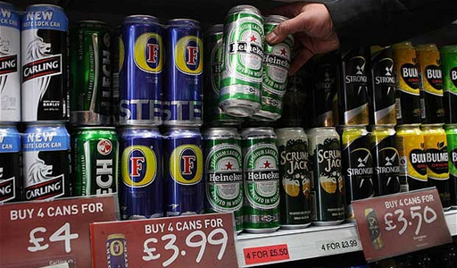 Did the Scottish ban on multi-buy promotions reduce sales of alcohol?