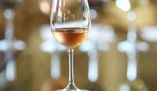 Does wine glass size and shape influence how much wine people think there is?