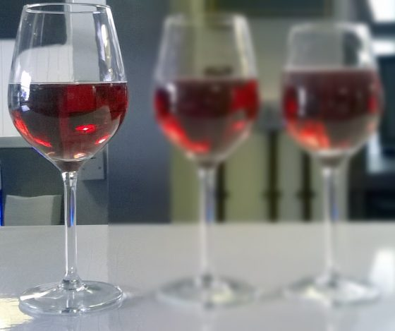 Larger wine glasses can increase sales by almost 10%